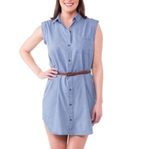 Cherokee Shirt Dress